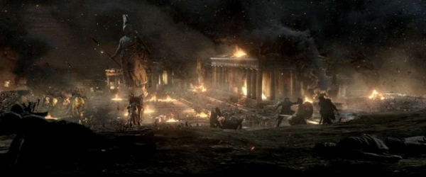 dal film La battaglia di Salamina s