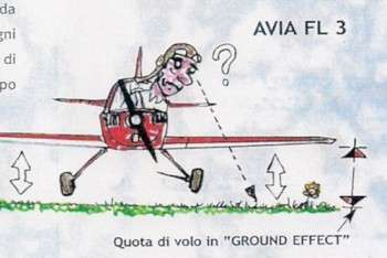 Quota di volo in GROUND EFFECT