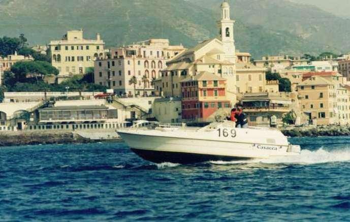 """Ilver-Italmarine-""""Spazio 25"""" in navigazione"""