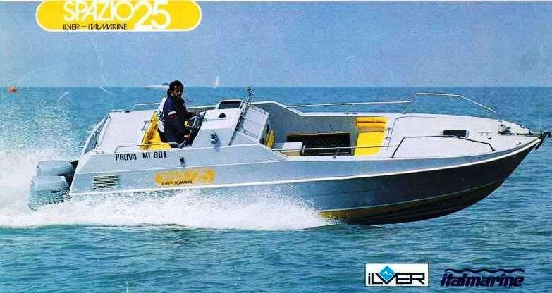 Ilver-Italmarine-25 in virata