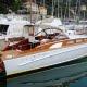 Speranzella Fujiyama barca classica a motore Levi