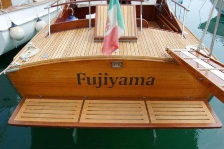 Speranzella Fujiyama 2015
