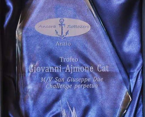 Primo Trofeo Challange Perpetuo: Giovanni Ajmone Cat