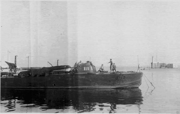 MAS 452 prima della missione MALTA 2