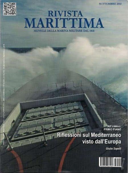 Rivista Marittima sett 2015