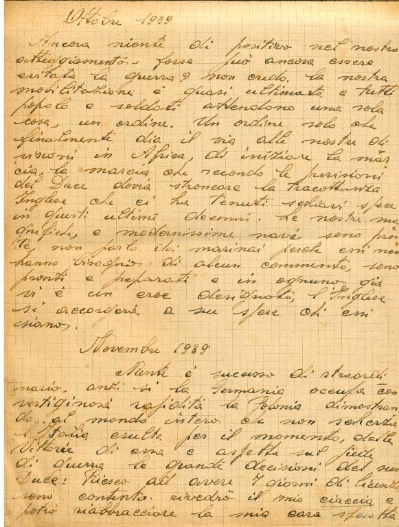Stralcio manoscritto Diario Basagni - pag 1 png
