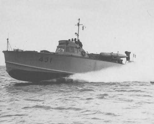 Imprese di guerra sul mare - (prima puntata)