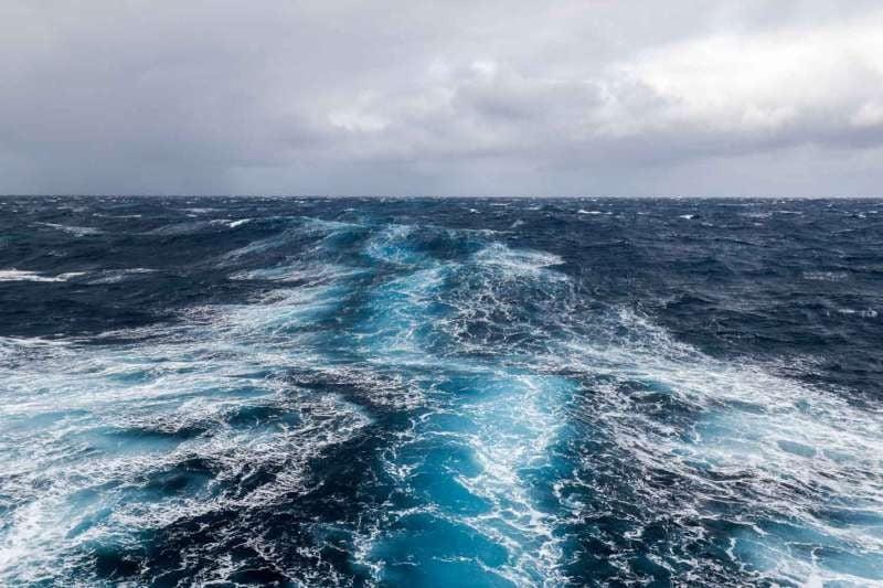 tempesta in atlantico