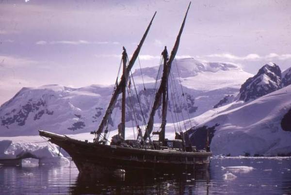 San Giuseppe Due in Antartide