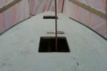 preparazionei fondo ponte prua
