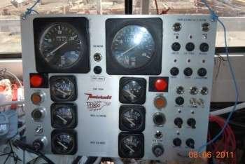 strumentazione controllo motori interna