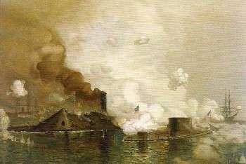 Guerra di secessione americana 1861 -65