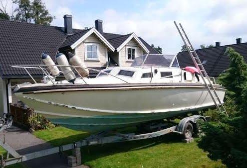 Cantiere Souter Cowes barca classica Corsair restauro