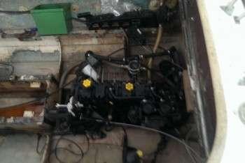 Corsair - motore