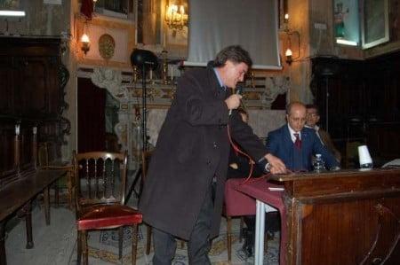 Sindaco Francesco Benincasa