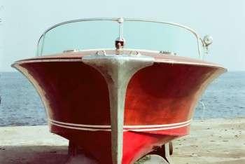 Barca classica in vendita dei cantieri Posillipo, Bermuda Twin