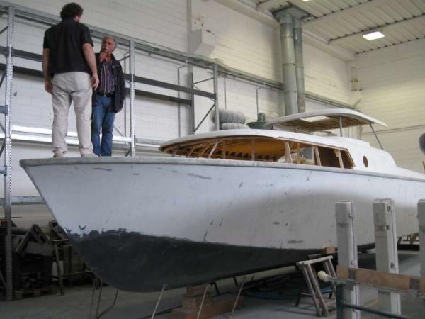 Barca Baglietto Elba
