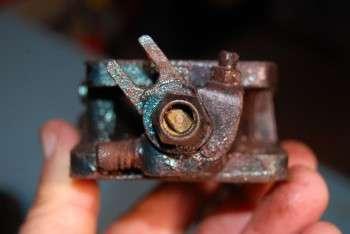 Carburatore Solex 44 - corpo farfallato