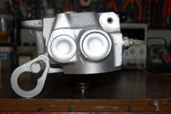 Testata motore AQ 130 Vovo Penta revisionata
