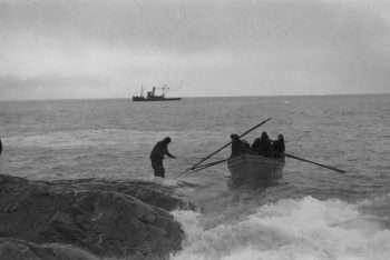 Salvataggio equipaggio Endurance rimasto a Elephant Island