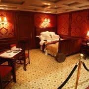 R.M.S. Titanic First Class Cabin