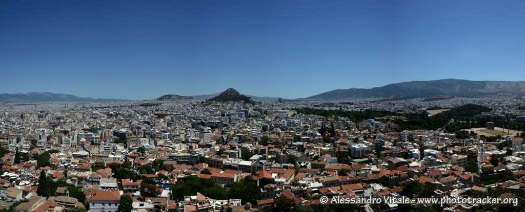 Vista Atene