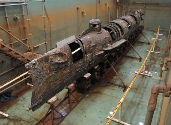 sottomarino H.L.Hunley