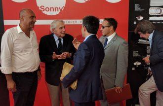 """Francesco Fiorentino e """"Sonny"""" Renato Levi"""