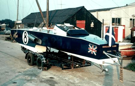 Highland Fling, 1971
