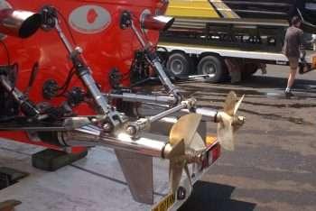Sistema di propulsione