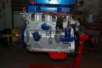 Motore AQ 130 Volvo Penta