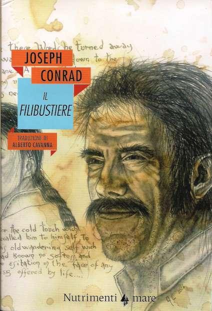 Ritratto di J. Conrad - di Alberto Cavanna