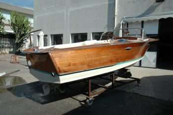 Barca Rio Panamà in vendita a Salerno in buone condizioni generali