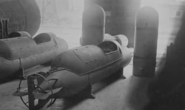 Siluro Bartolomeo 1945