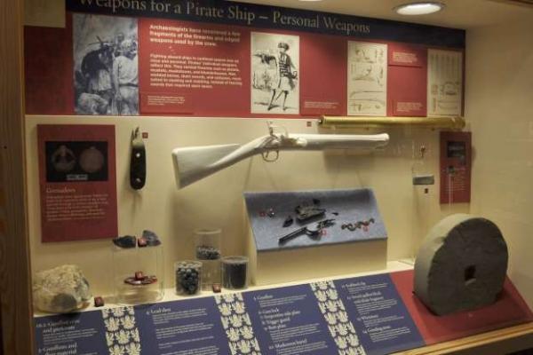 Weapons qar exhibit