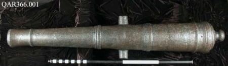 cannone restaurato