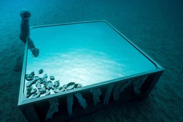 """Jason de Caires Taylor's, """"Museo Atlantico"""""""