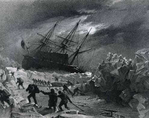 HMS-Erebus