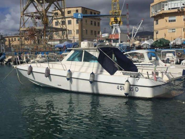 Barca Dual Craft 35' in vendita
