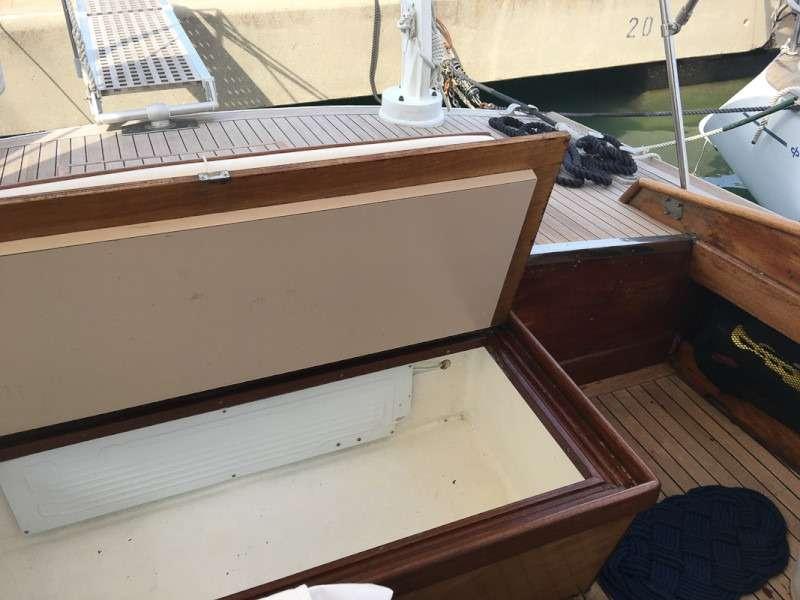 Barca classica in vendita, Canav/Rodriquez modello Rudy Pussy Cat