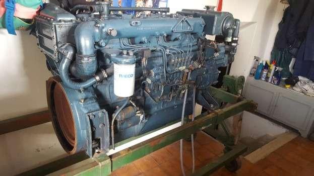 Motore Ex moto vedetta V5572 GdF