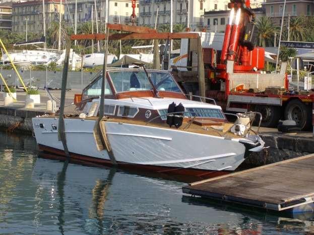 Rudy Canav - Rodriquez Sarafen III - barca classica in vendita a Salerno