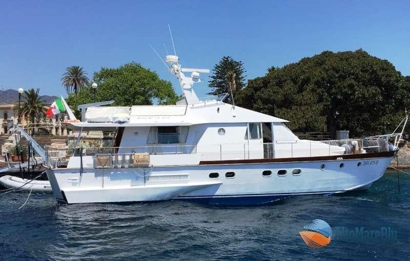 Cantiere Baglietto di Varazze: 18 M Fly - in vendita a Messina