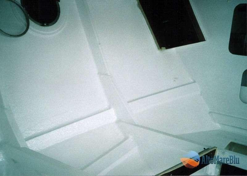Barca classica Italcraft Sarima Blue Scar