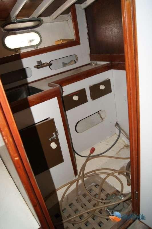 Barca Ghibli 35' Chicco - Cantiere F. Gallinari in vendita