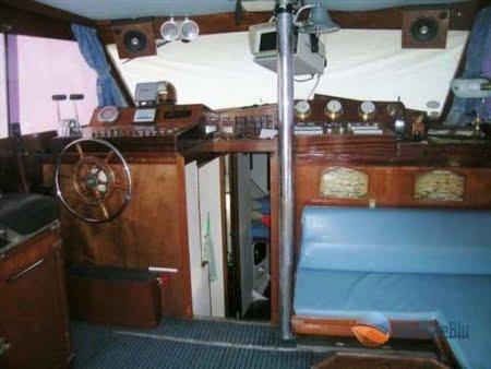 Italcraft X33 barca classica