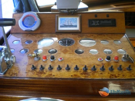 Italcraft X33 indimenticabile barca classica