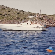 "Dual Craft - Levi ""Sportfisherman"" one off - Polipetto"