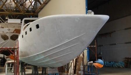 Barca classica Levi Drago