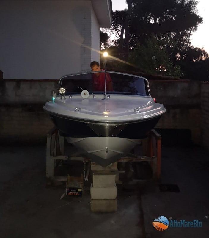 Restauro barca classica